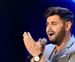 Álvaro Montes, cantante de Copla de 'Got Talent España'