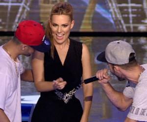 Black Diamond y su reggaetón aflamencado hizo bailar a parte del jurado