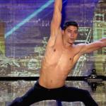 Donet Collazo y su número circense de 'Got Talent España'
