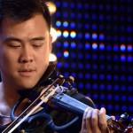 Javi Lin interpreta Bailando de Enrique Iglesias con su violín
