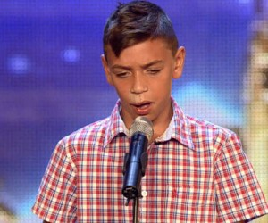 Manuel 'Weryu' Santiago desprende arte en Got Talent