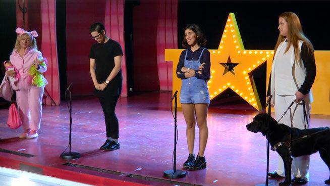 Gabriela Gutierrez Colomer, Elvirandia, Robin Dee y Jeffrey Pop lucha por la última plaza en semis