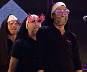 El coro gay de Mallorca canta un tema de Lady Gaga