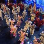 El ballet Kebanna se lleva el Sí